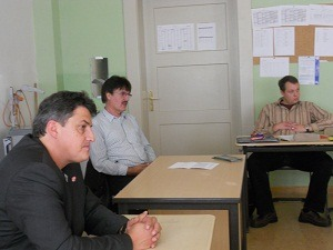 Diskussion Am Spalatin Gymnasium Education4kenya