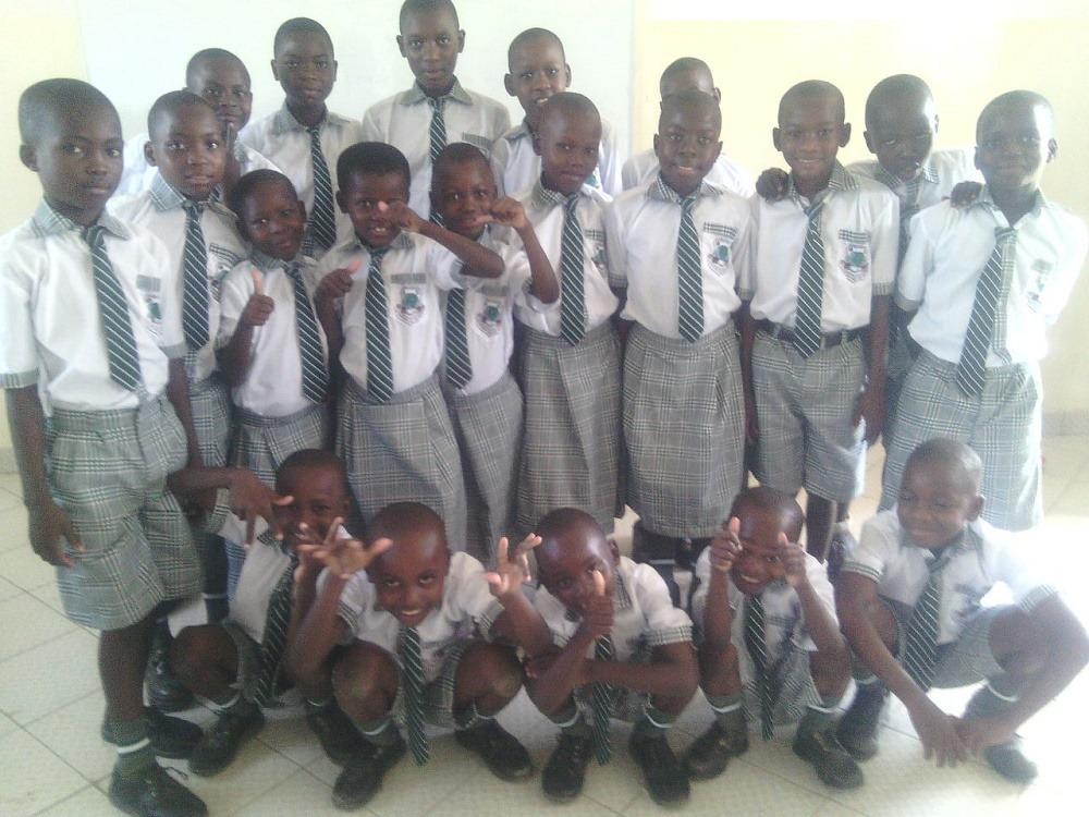 Elimu ya Kenya Schuluniformen
