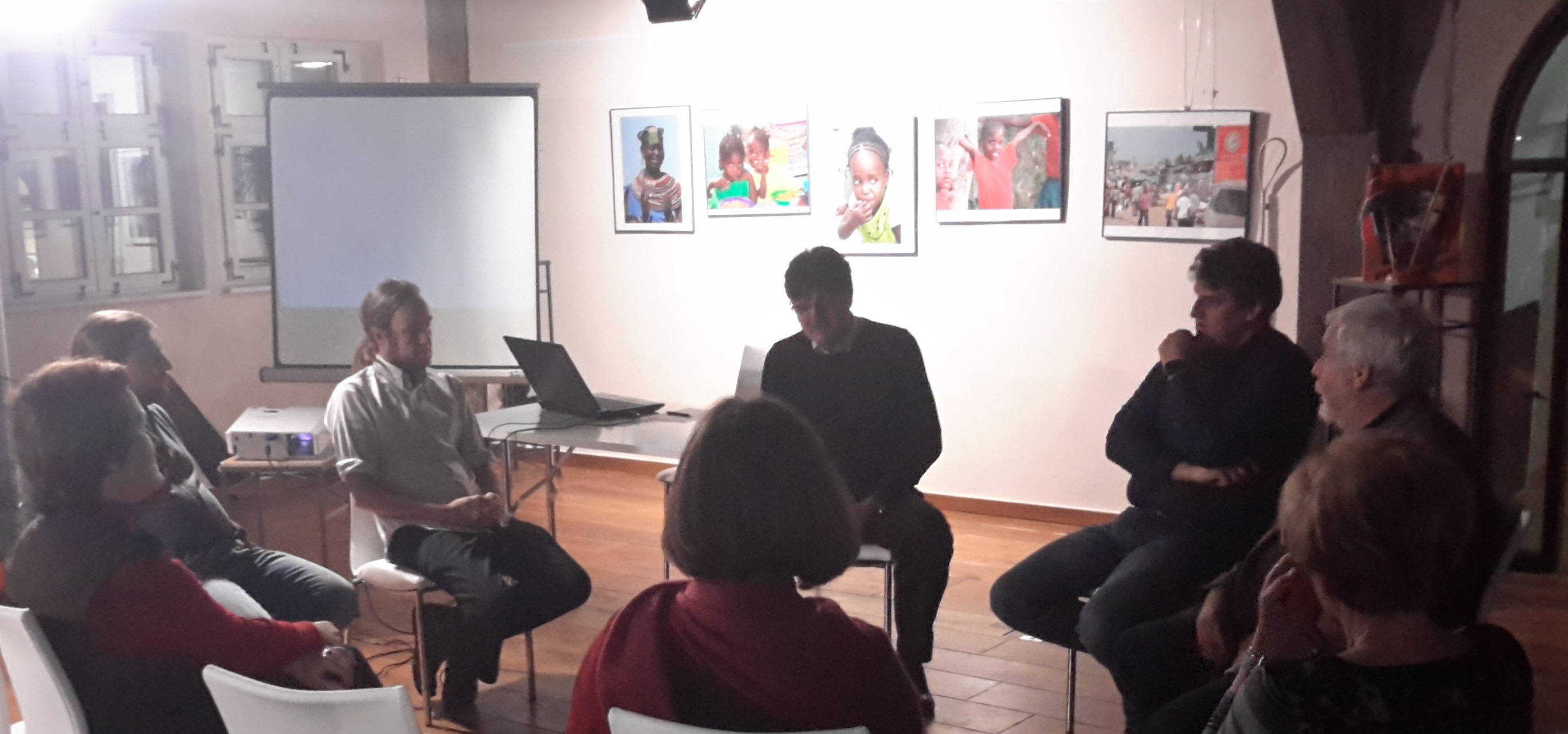 Gemeinsamme Veranstaltung mit dem EWMT Jena