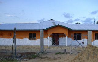 Anstrich für Gebäude der Klassen 1 bis 4