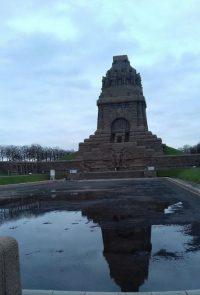 Besucht das Voelkerschlachtdenkmals