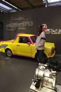 Im Horch Museum Zwickau