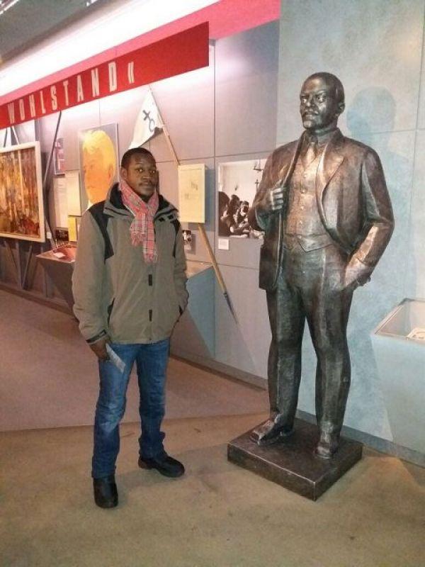 Museum fuer Geschichte in Leipzig