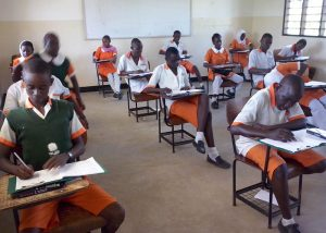 Globales Lernen, Unterricht in der Elimu Ya Kenya School