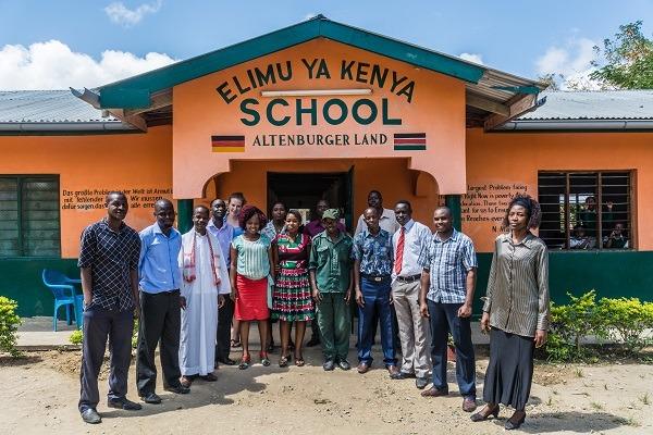 Lehrer 2016 Elimu ya Kenya