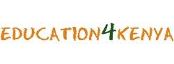 education4kenya, e4k, educationforkenya, Slogan