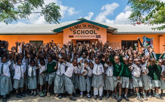 Elimu ya kenya, School, Mombasa, Förderverein