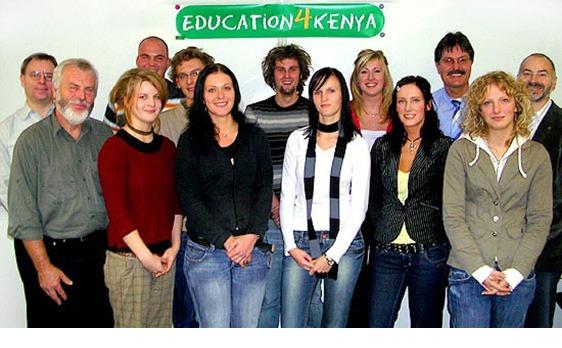 education4kenya, Verein, Mitglieder