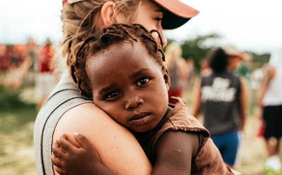 Patenschaft, Pate, kenianisches Kind