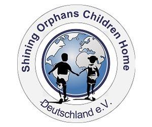 Logo von Shining Orphrans Children Home Deutschland e.V.