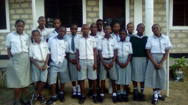 Klasse 8 in 2018