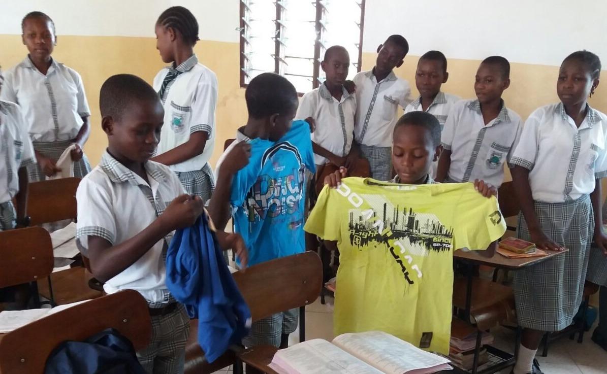T-Shirts für die Kinder