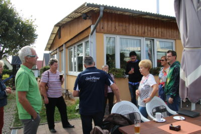 Sommerfest am 14 september 2018 in der gastst tte for Poschwitzer hohe altenburg